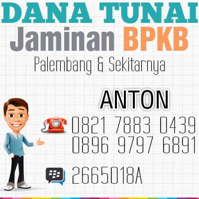 Pinjaman Uang Di Palembang dana tunai jaminan gadai bpkb surat kendaraan motor mobil leasing sumsel bunga rendah proses cepat cair